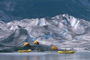 Klinaklini Glacier